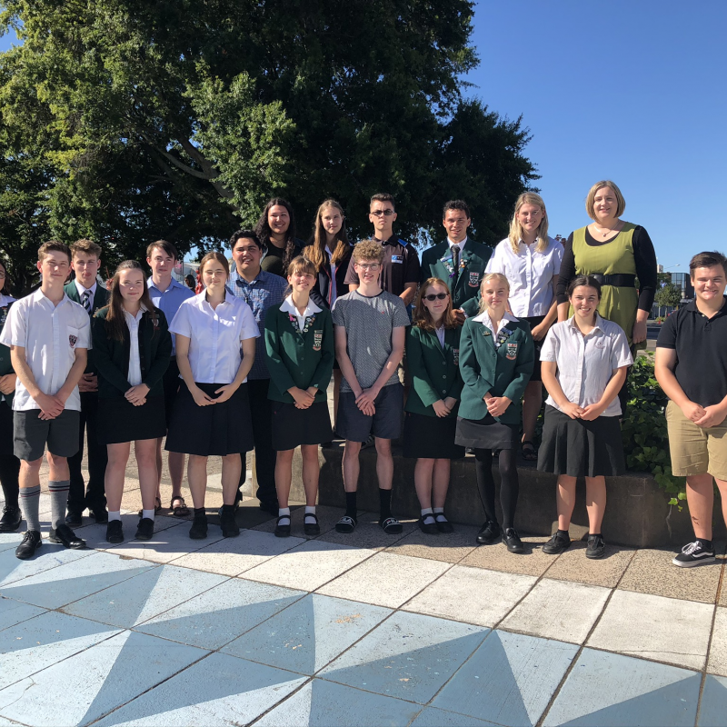 2020 Hastings Youth Council appointed