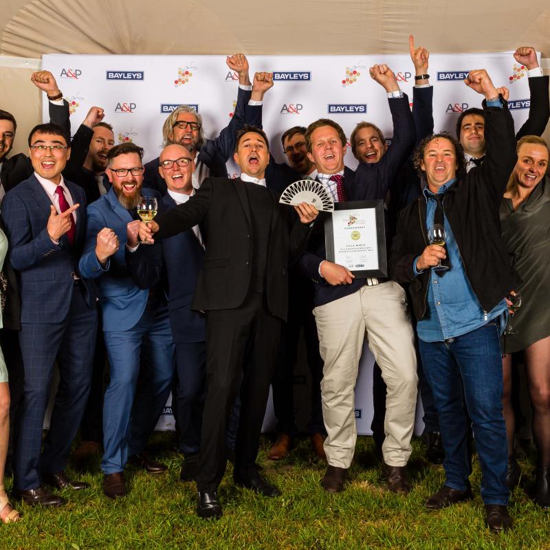 Hawke's Bay A&P Bayleys Wine Awards Winners Announced!