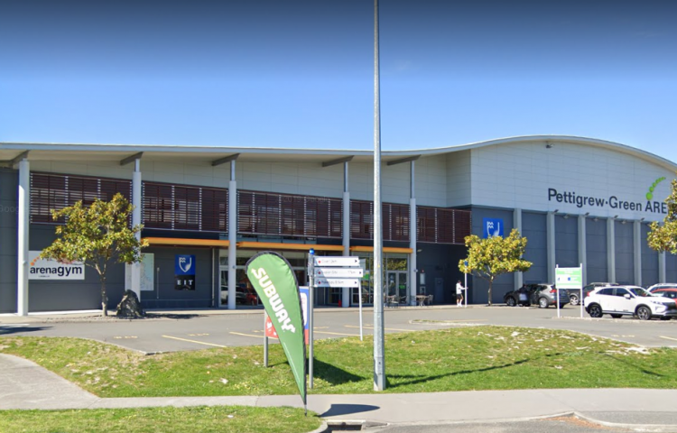 Pettigrew-Green Arena to receive $6.4m to make courts 'national standard'.