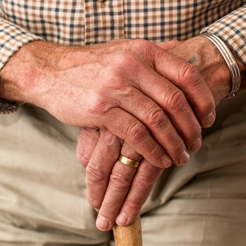 Age Concern urges older people to call if they need urgent support