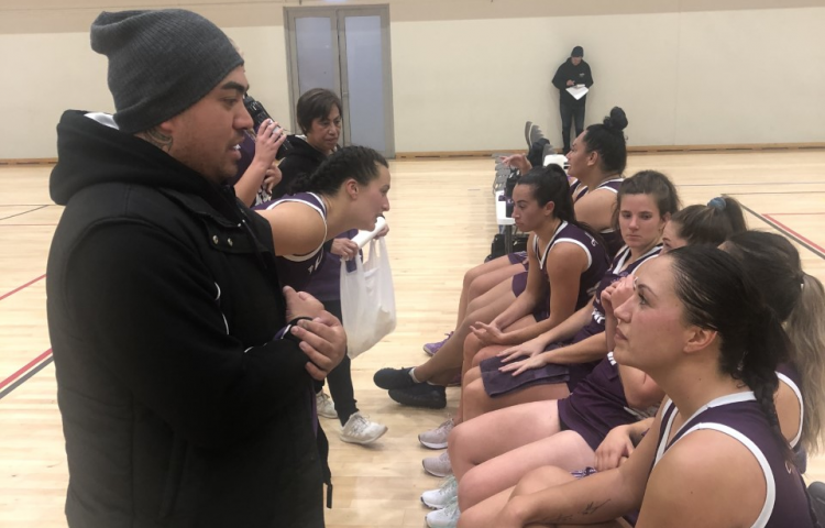 All In Elusive netballers tick off first early-season goal