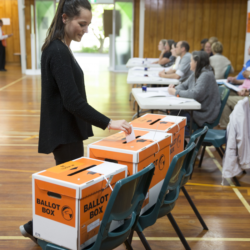 All up for grabs in two Hawke's Bay electorates