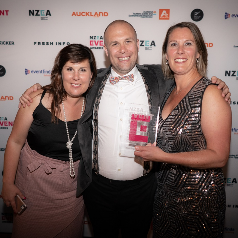 Art Deco Trust delighted with festival award