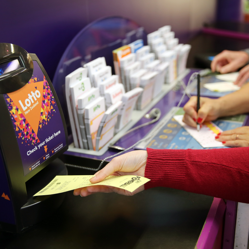 Auckland Lotto player wins $1 million