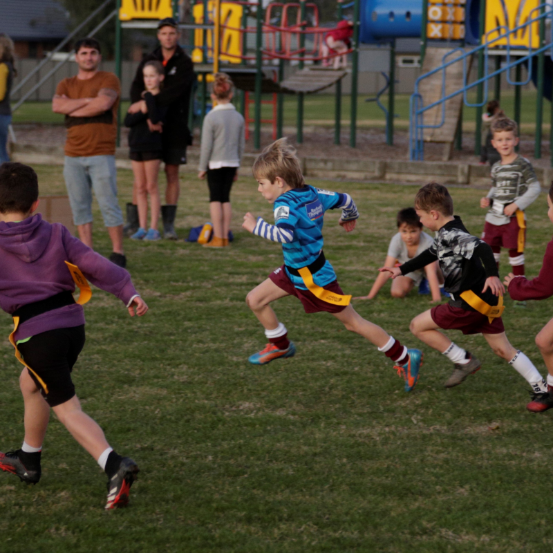 Balance is better when it comes to Community Sport.