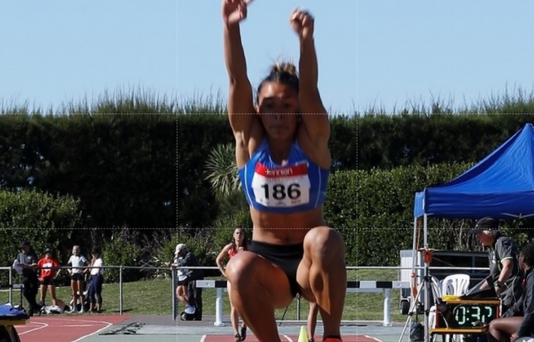 Bay athlete captures gold in Auckland colours