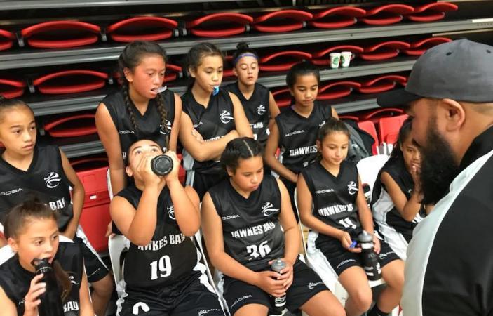 Bay basketballers NZ training camp bound