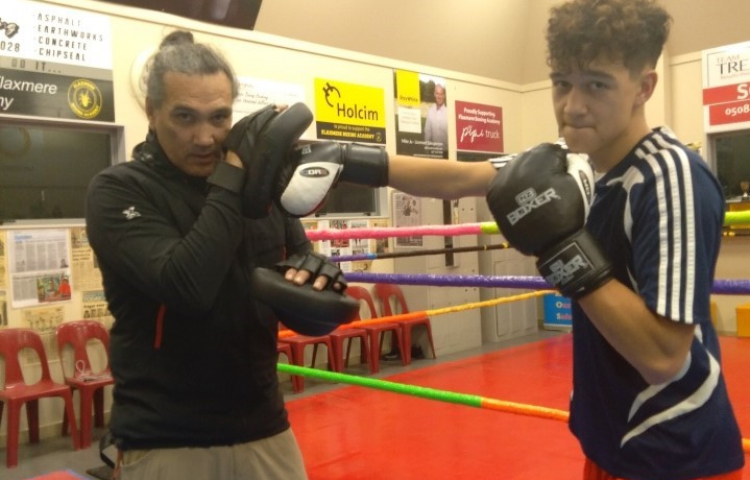 Bay boxer focused on lessons after debut