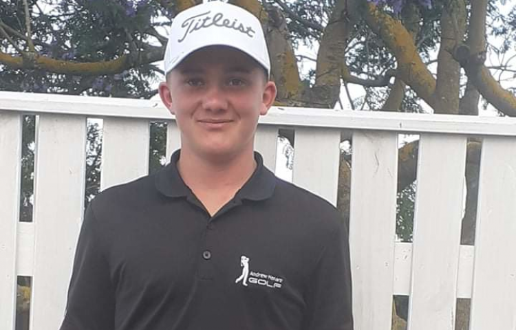 Bay golfing teen's year to remember