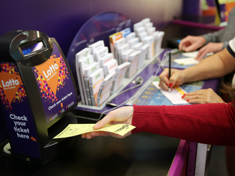 Bay Lotto store still the country's luckiest ahead of $42m jackpot