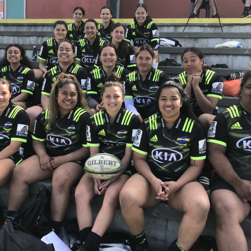 Bay rugby players among history-making Hurricanes