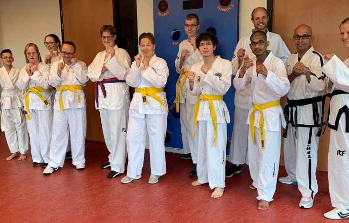 Bay welcoming 10 countries for International Special Needs Taekwon-Do Games