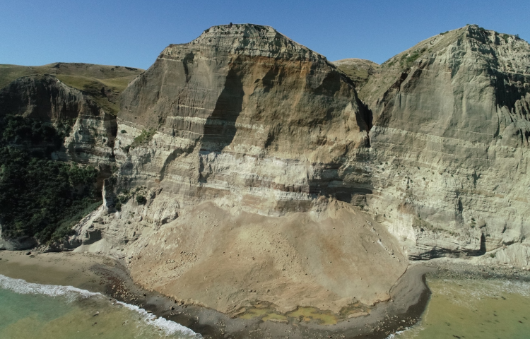 Beach road to Cape Kidnappers remains closed while risk measures put in place