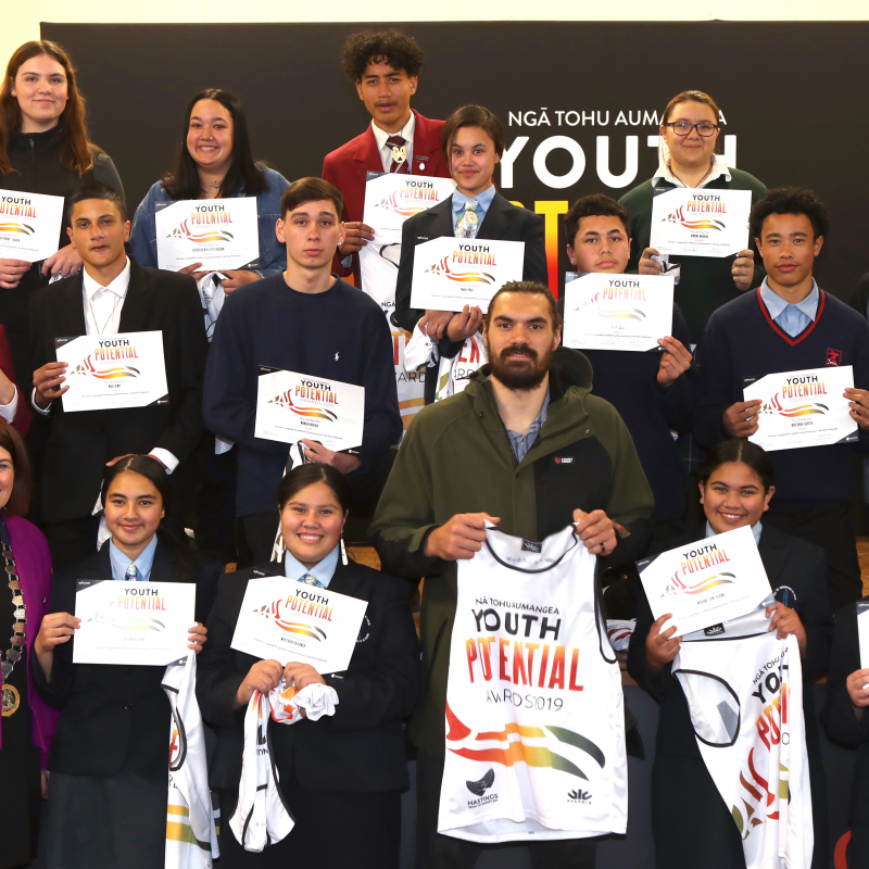 Call for nominations for Youth Potential Awards