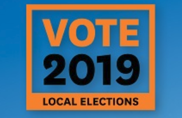 Campaign aims to increase voter turnout at October's local authority elections