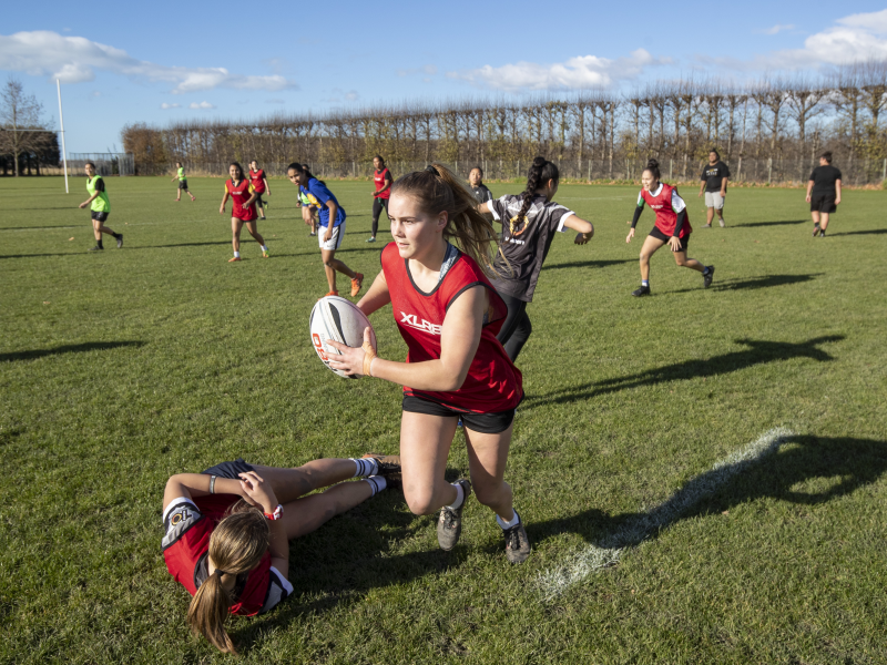 Campaign aims to keep more young people in sport