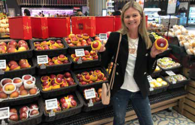 Catherine Wedd Bostock New Zealand on access to China markets