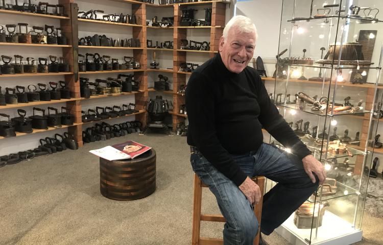 Central Hawke's Bay Museum farewells longstanding chairman