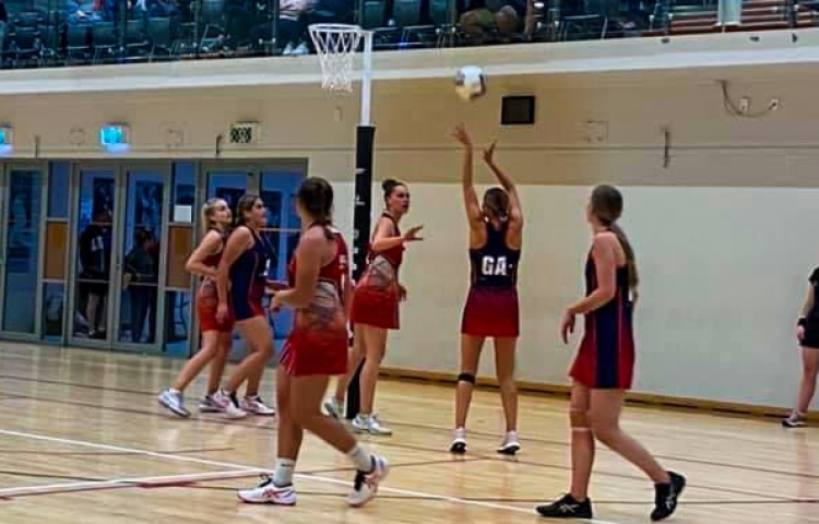 Central netballers secure fourth spot midway through Super 8