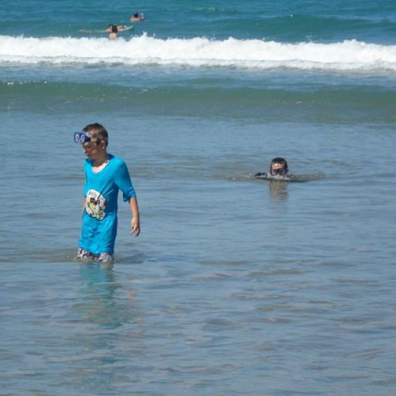 Check you're 'good to go' and swim thru summer