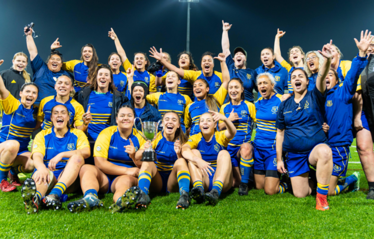 Clive dethrone Texans in Bay women's rugby final