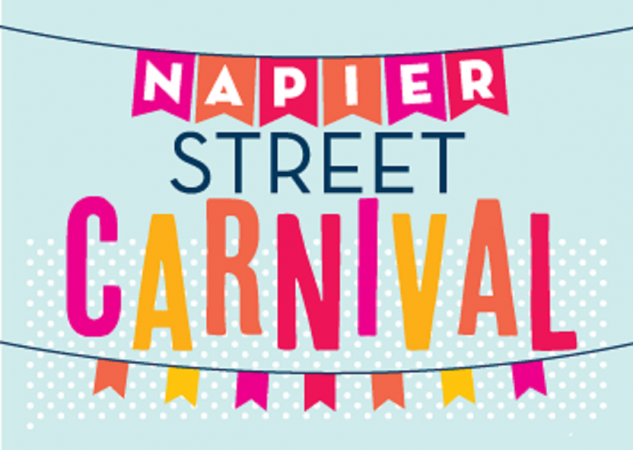 Coming up this Saturday: Napier Street Carnival