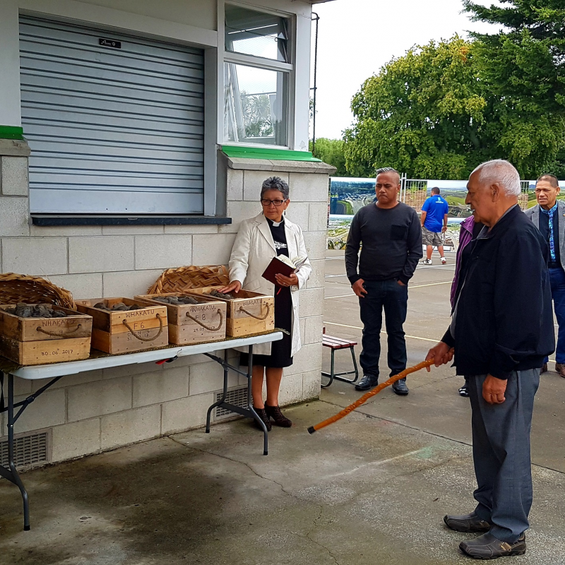 Community celebrates opening of Whakatu Arterial Link