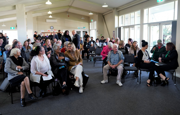 Community gathers to launch Camberley Community Plan