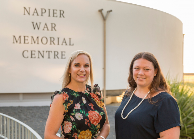 Councillors work to re-instate Napier War Memorial