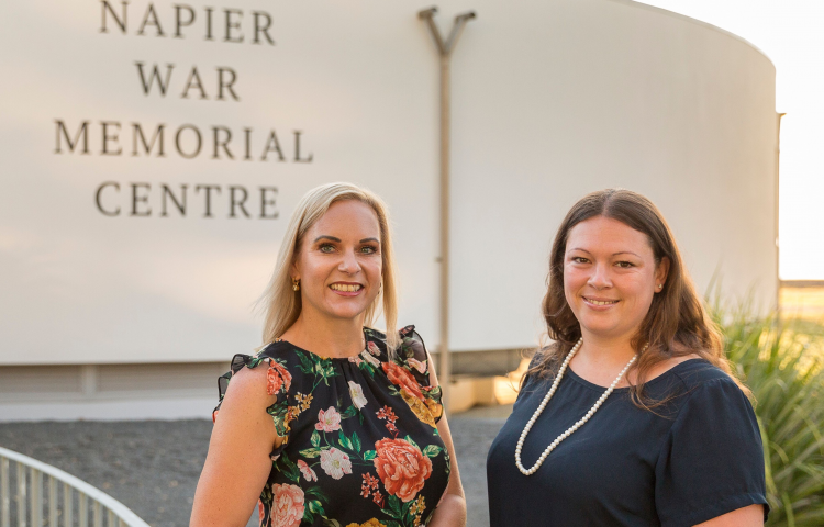 Councillors work to re-instate Napier War Memorial