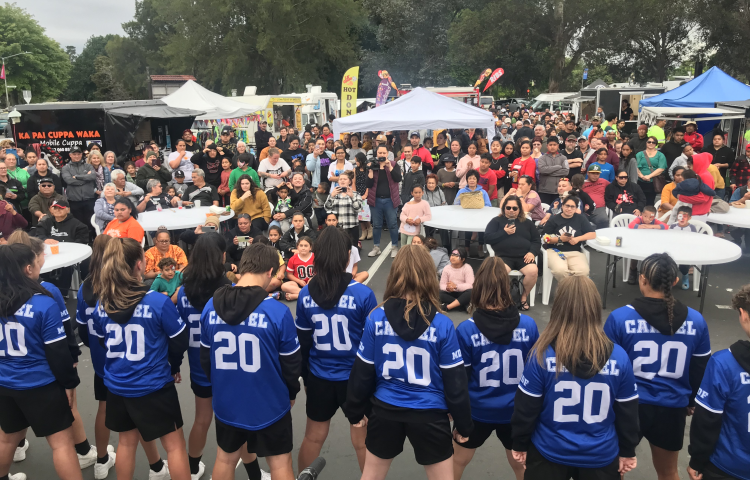 Covid-19 Alert Levels forces cancellation of Flaxmere Night Market