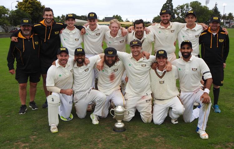 Cricket: Hamilton beats Hawke's Bay to win Hawke Cup