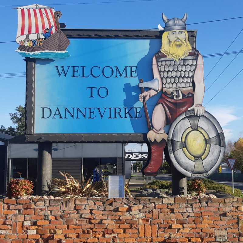 Dannevirke: a town that's changing