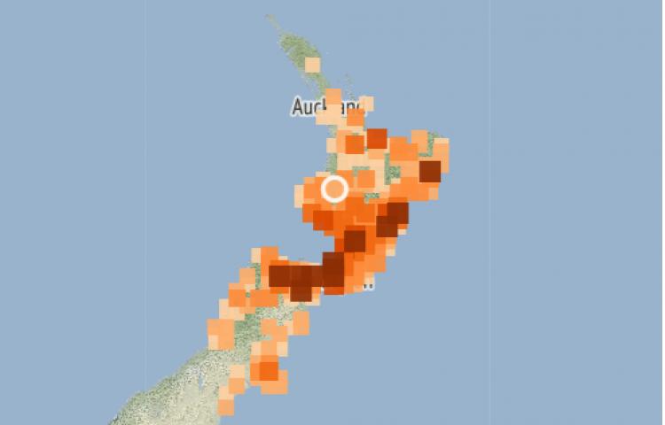 Did you feel it? Magnitude 5.9 earthquake rocks North Island