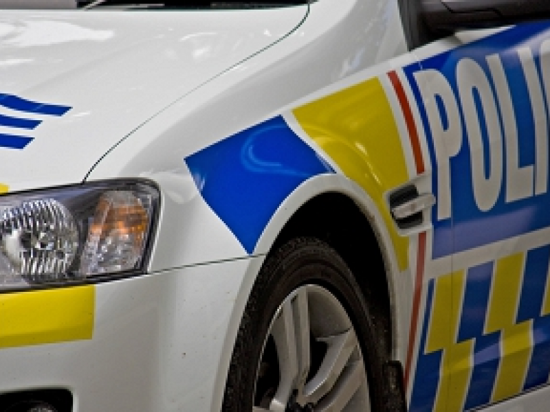 Diversions in place after crash on Pakowhai Road, Hastings