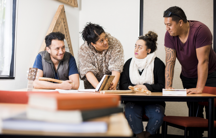 EIT's Te Reo Māori classes swamped with students