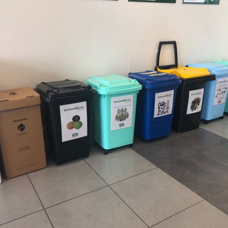 Environment Centre offers more recycling options