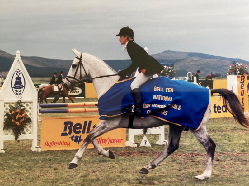 Eventing's Darby latest inductee at CHB