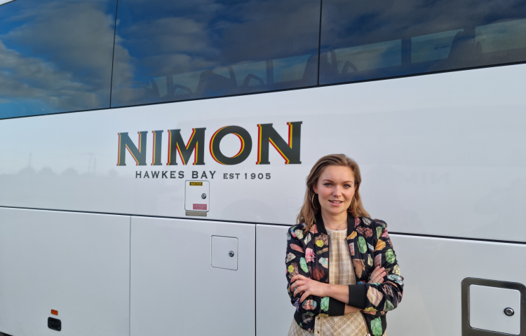 Family supportive of Katie Nimon's new role as council's transport manager