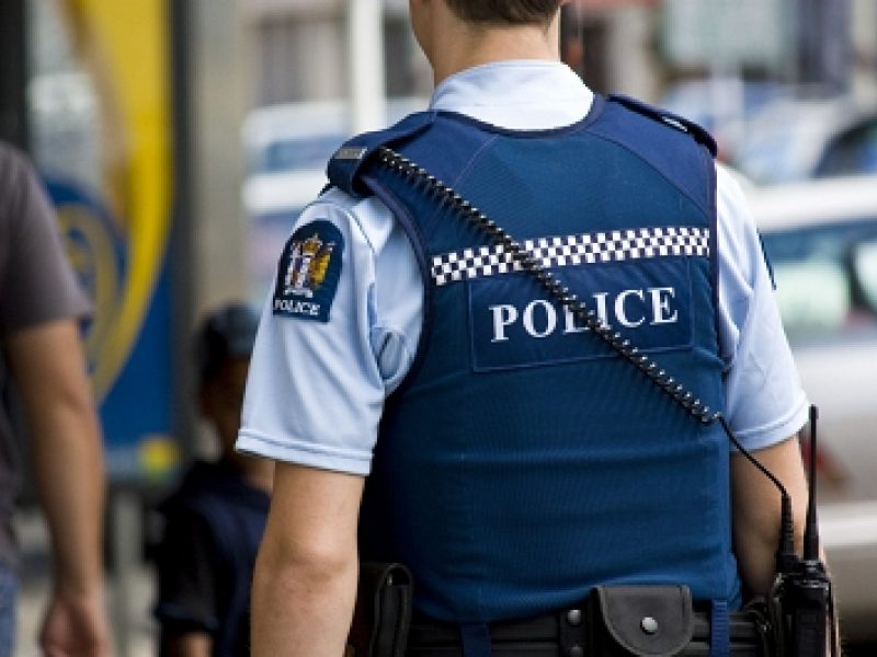 Firearms incident in Taradale