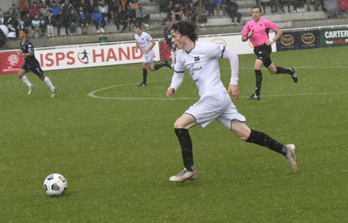 First victory for Hawke's Bay United footballers