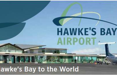 Flightpath – Hawke's Bay Airport update