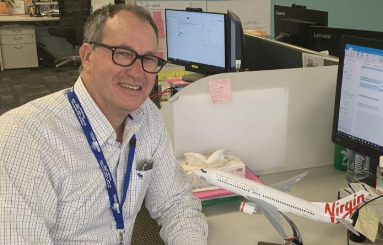 Former pilot lands on feet with new job in IT Project Management