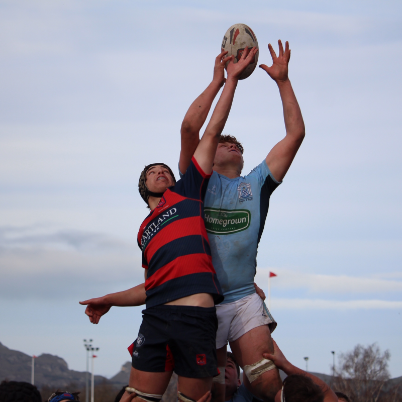 Growing good young men is Napier Boys' High School's rugby philosophy.