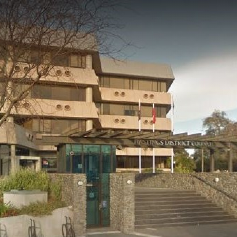Hastings District Council closes facilities