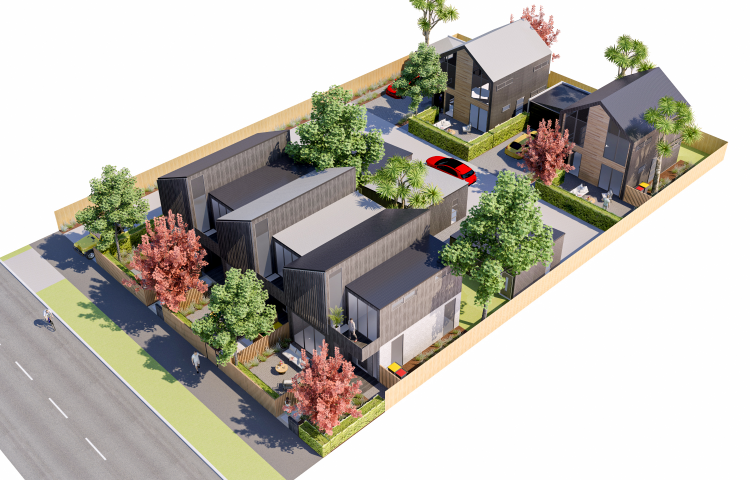 Hastings District Council launches residential intensification design guide