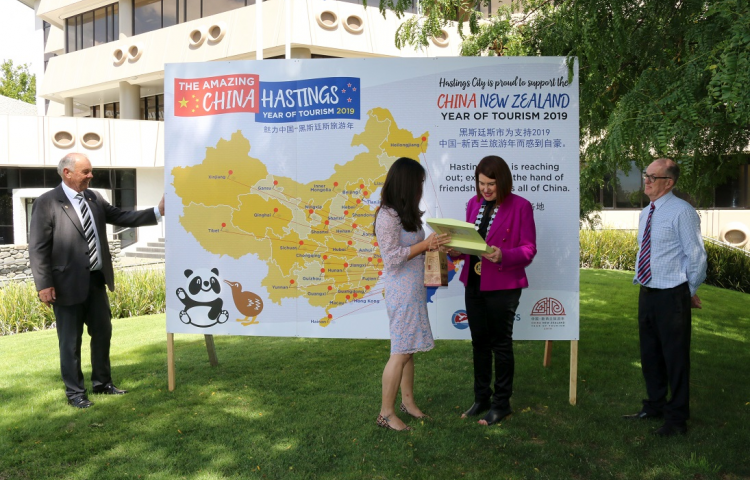 Hastings launches 'first-in-the-world' tourism initiative