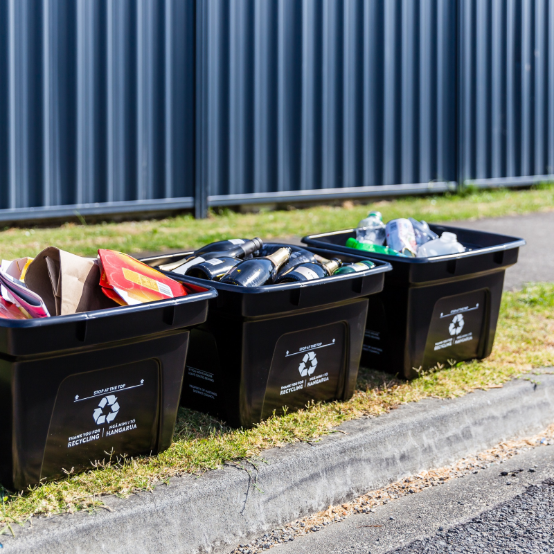 Hastings recycling crate roll-out starts Monday