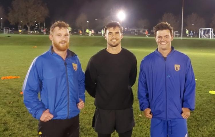 Havelock North Wanderers footballers unbeaten in seven outings
