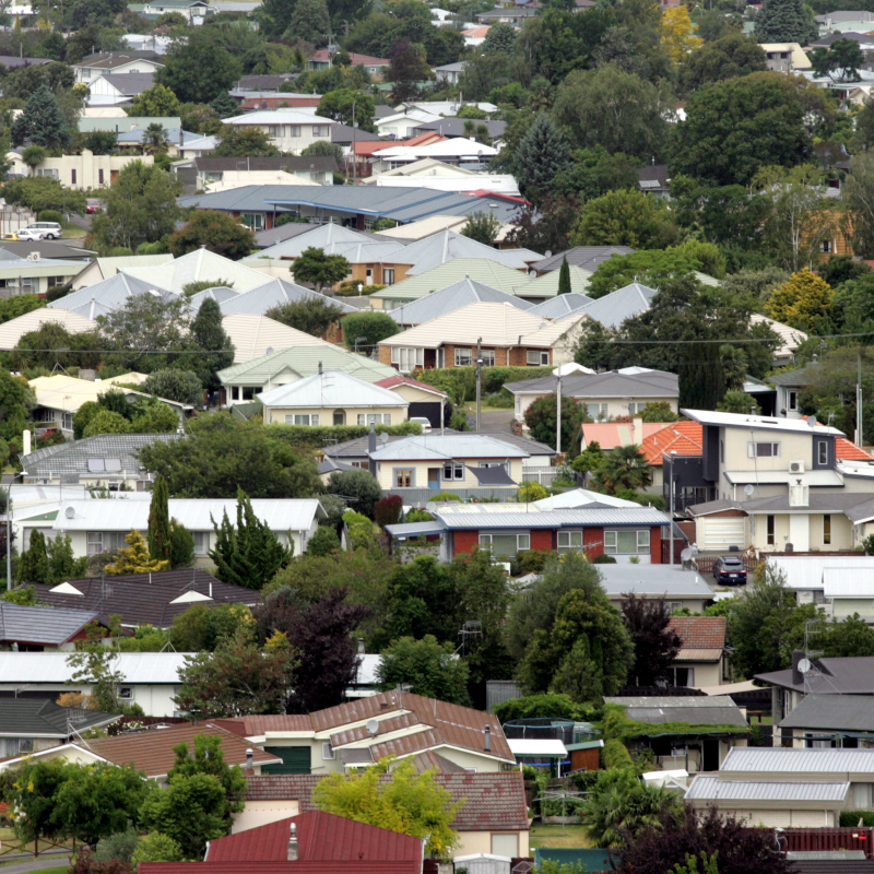 Hawke's Bay a stand-out performer in latest house price data